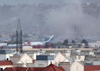 Atentado suicida afuera del aeropuerto en Kabul deja varios muertos y heridos 5