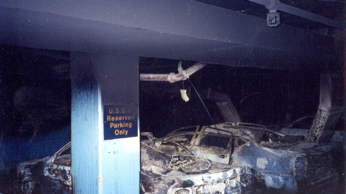 Servicio secreto de EU revela FOTOS inéditas del ataque terrorista del 11-S 1