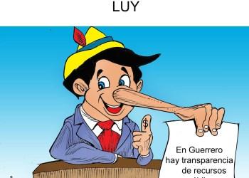 Cartón de Luy | La verdad sea 12