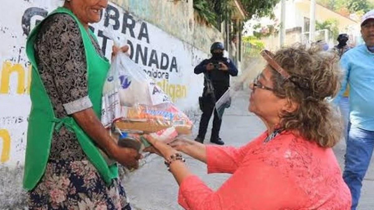 Adela Román: ¿quién pagará por el daño causado a Acapulco?, ¿dónde están los diputados de la 4t? 2
