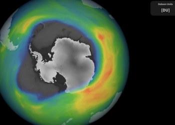 Agujero en la capa de ozono vuelve a superar en extensión a la Antártida: estudio 6