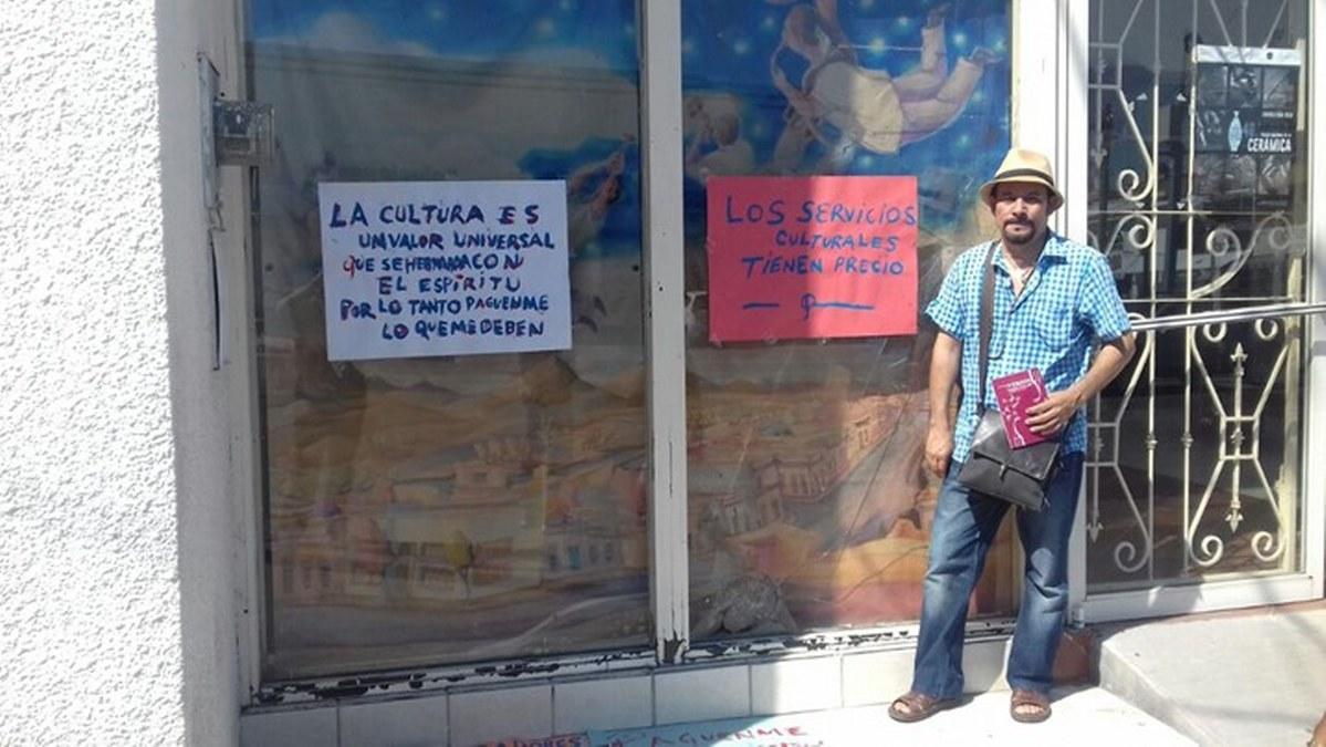 Rubén Rivera, el pecado de haber ganado el Bellas Artes de Poesía, Aguascalientes 2021 3