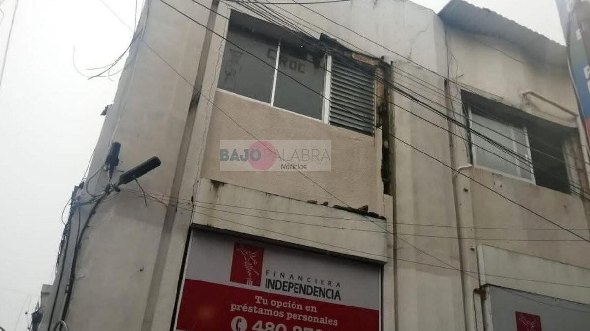 Lluvias aumentan los daños del terremoto en Acapulco; colapsan edificio y alberca 3