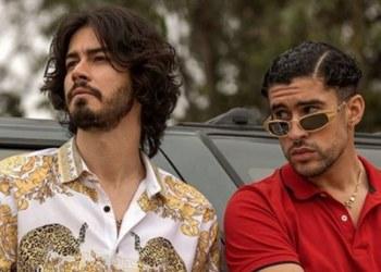 Bad Bunny sorprende a fans en el trailer de Narcos México T3 4