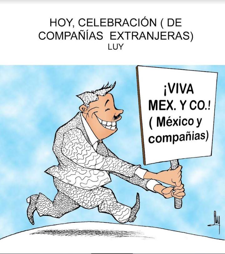 Hoy, celebración (de compañías extranjeras) | Luy 2