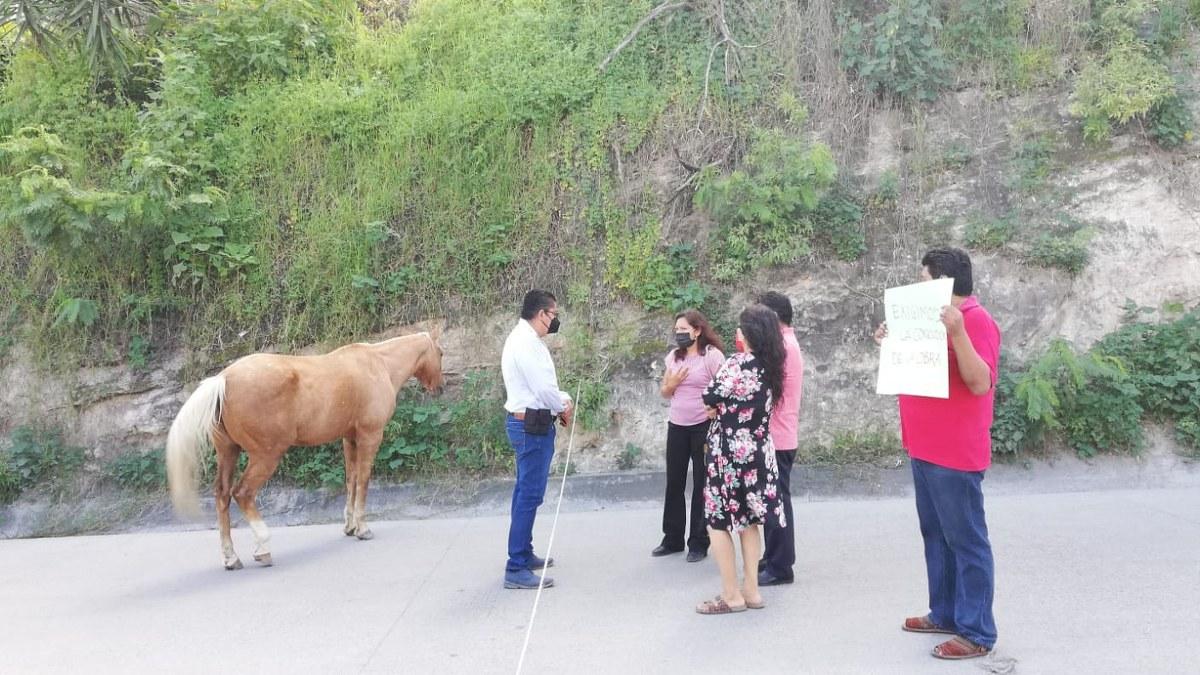 Chilpancingo: vecinos de San Mateo exigen a Astudillo termine obra de 2 millones de pesos 1