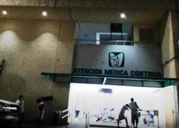 IMSS reporta 'daños mayores' por sismo en hospital de la colonia Zapata en Acapulco 15