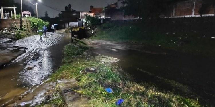 Inundaciones en Morelos dejan tres muertos y dos desaparecidos 1