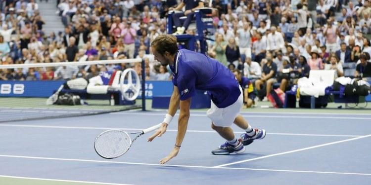 Medvedev gana su primer Grand Slam tras derrotar Djokovic 1