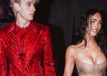 Megan Fox impacta con vestido transparente; su novio pelea con Conor McGregor 5