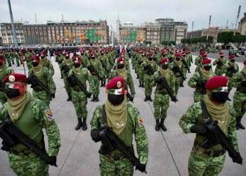 México: Desfile Militar del 16 de septiembre | Galería de Fotos 8