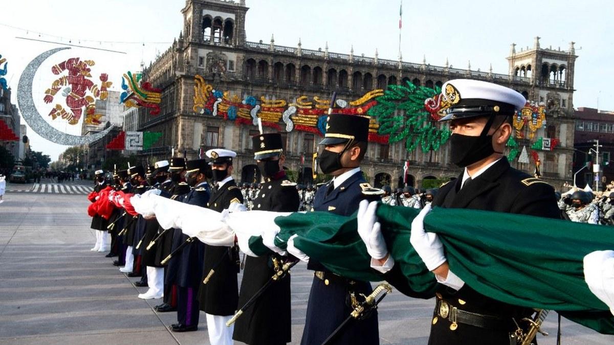 México: Desfile Militar del 16 de septiembre   Galería de Fotos 2