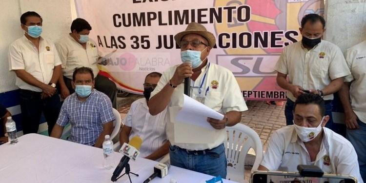 Adela incumple con jubilaciones en Capama; aumentó 100 mdp la deuda con el ISSSPEG, denuncian 1