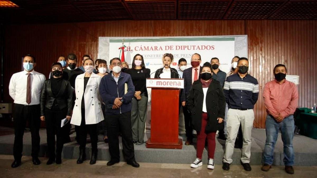 Araceli Ocampo busca mejora laboral para más de 800 empleados de la Cámara de Diputados 2