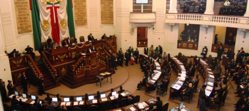 Validan elección de Asamblea de la CDMX