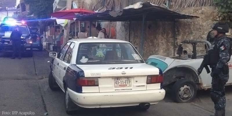 Tres muertos en las últimas horas en Guerrero