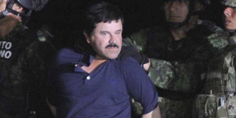 """Mandan al """"Chapo"""" a penal de Ciudad Juárez por protocolos de seguridad"""