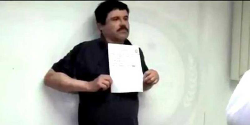 """En EU, """"El Chapo"""" comparecerá contra antiguos socios y ahora enemigos"""
