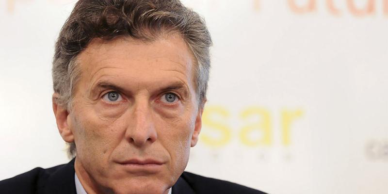 Macri denuncia mentiras, desorden y corrupción del kirchnerismo