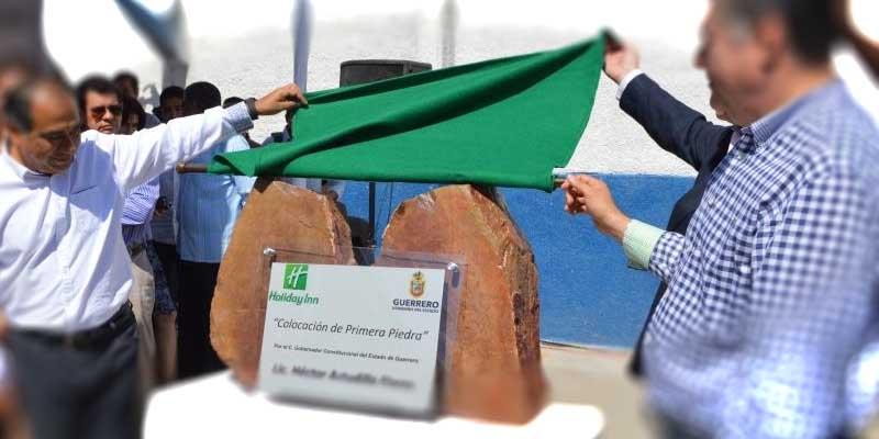 """Constructoras paran obras por """"cobro de piso"""" en Chilpancingo: Coparmex"""