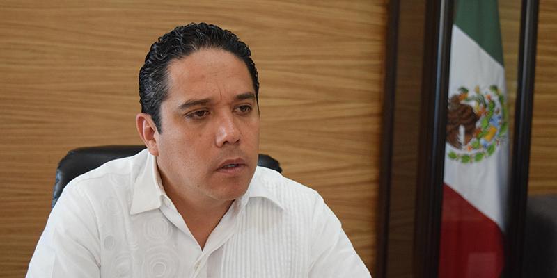 No caeré en provocaciones, dice Evodio de ataques en su contra