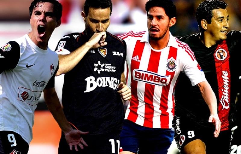 Jugadores mexicanos, los mayores goleadores en la Liga MX