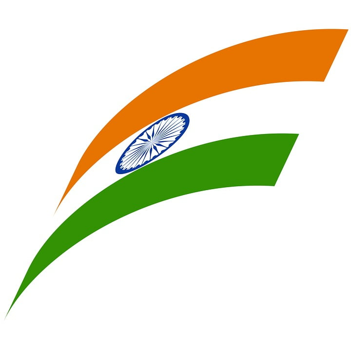 Indian Flag Republic day of India Bajrai Online Solutions