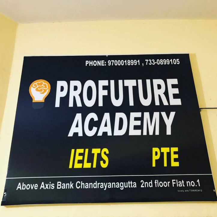 profuture academy location ielts coaching