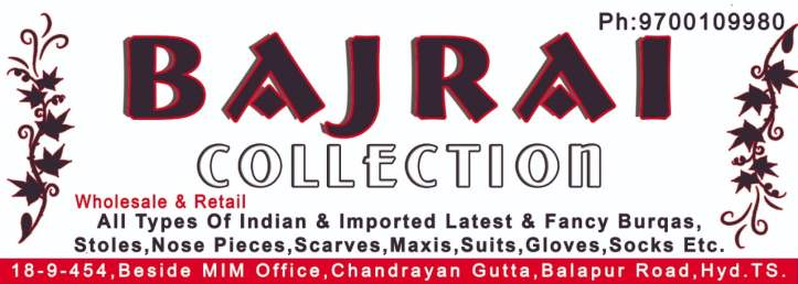 Bajrai Collection Ladies wear