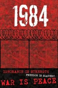 George Orwell 1984 Book