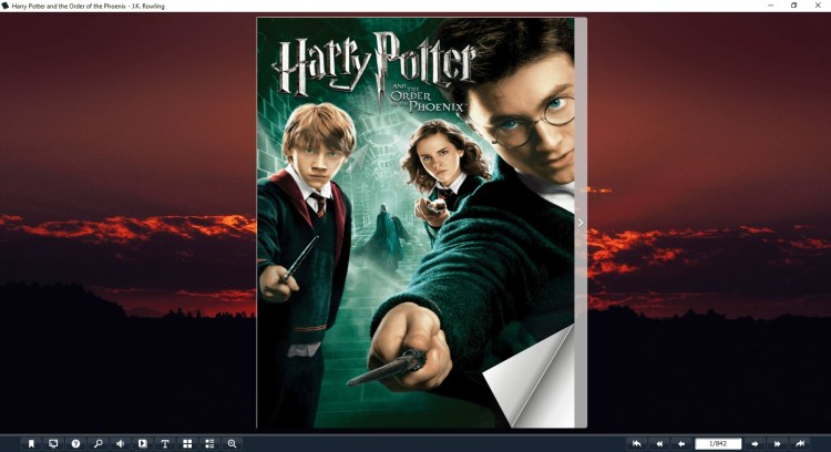 harry potter and the order of the phoenix - pdf - free download