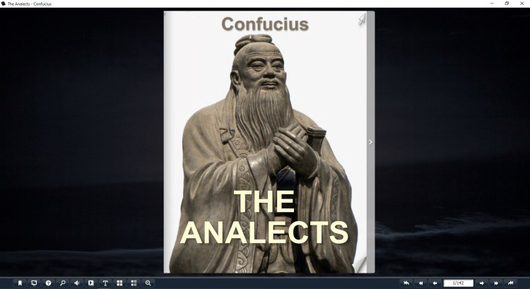 analects of confucius pdf