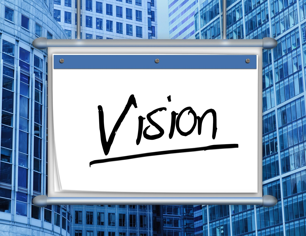 vision - believe in your vision book