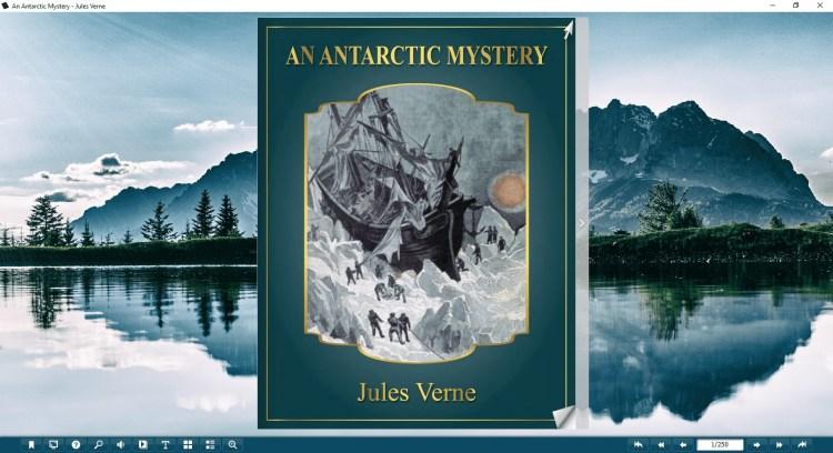 an antarctic mystery pdf - jules verne