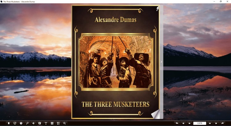 the three musketeers pdf - A.D