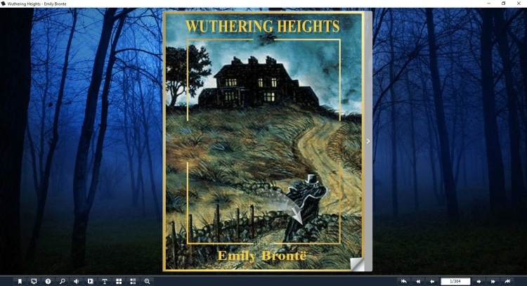wuthering heights pdf - emily bronte