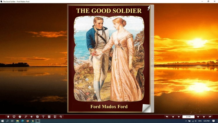 the good soldier pdf