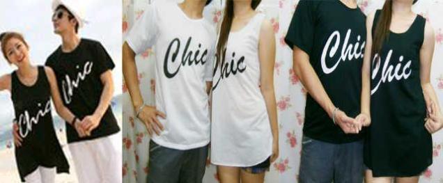 Chic (Putih)