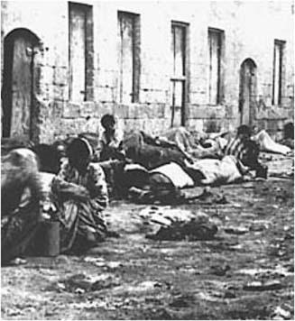 Muerte en las calles de Adana