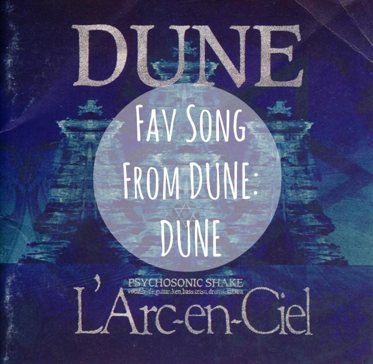 fav song from dune: dune