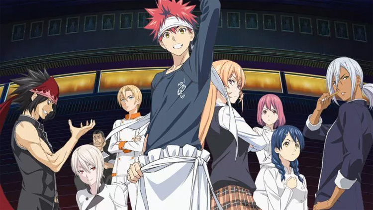 food wars staffel 3 deutsch