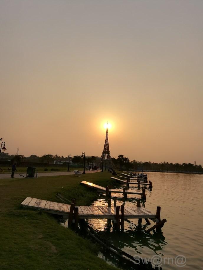 Eco park Kolkata