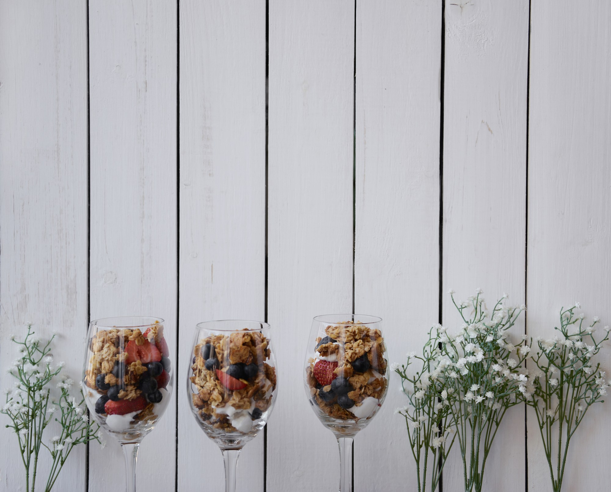 Red White and Blue Parfaits 7