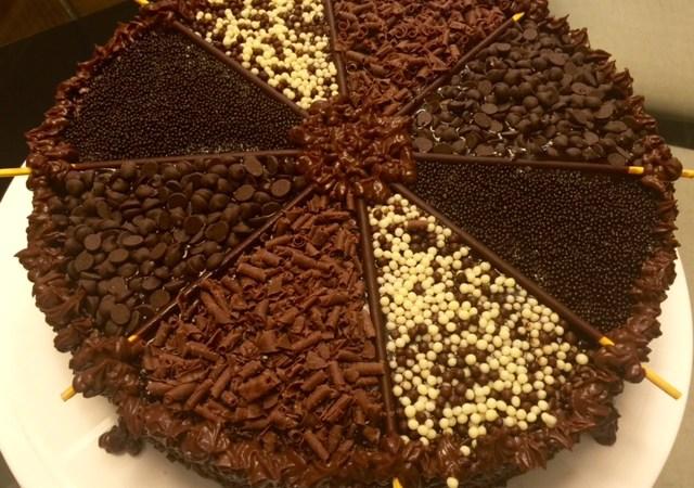 Bolo Chiffon de Chocolate - Receita