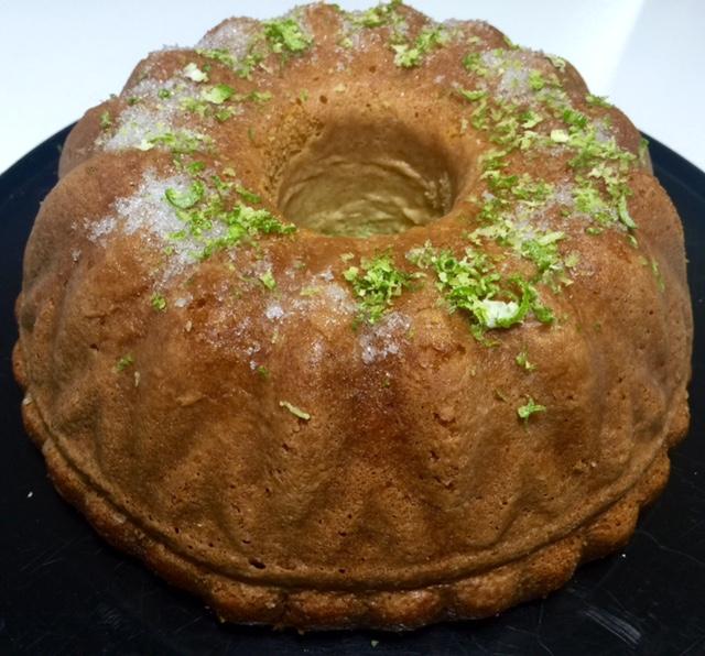 Bolo Verde de Limão - Receitas