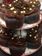 Cupcake de Chocolate Receita