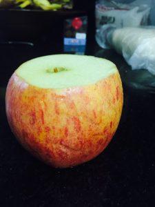 Torta de Maça Americana - Como cortar a maçã para a Apple Pie