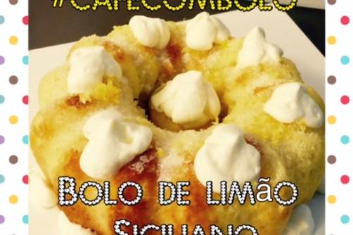 Bolo de Limão Siciliano