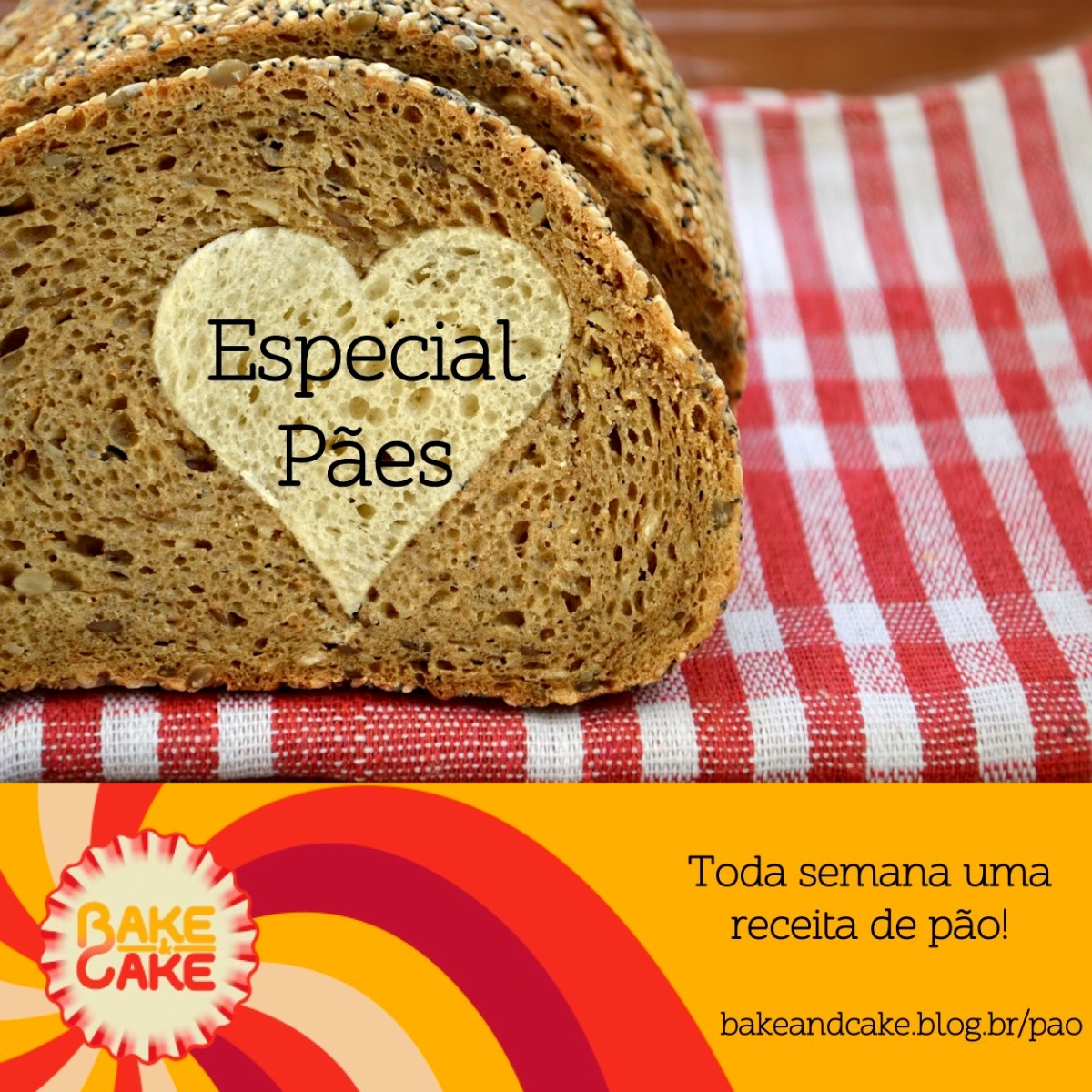 Especial Pães Bake and Cake