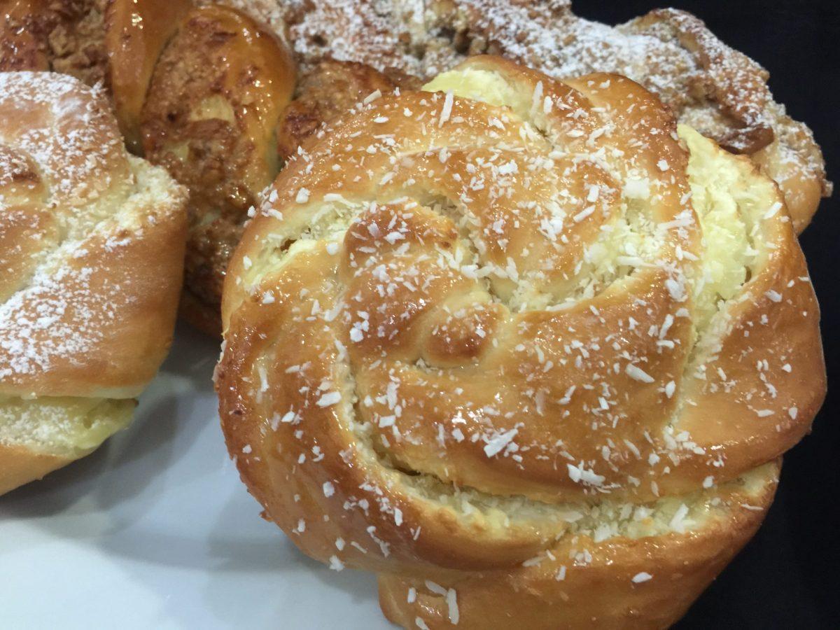 Massa Básica de Pão Doce - 1 única massa para vários tipos de pães doces.